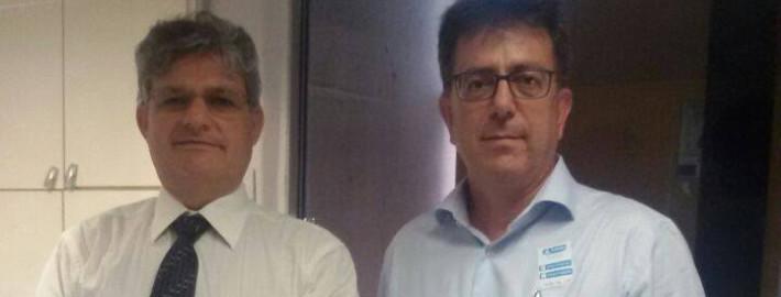 Dr. Eraldo Moura e Daniel Costa
