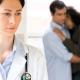 Médica e pais